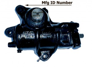 Bendix Steering Gear